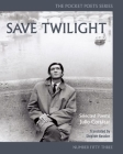 Save Twilight: Selected Poems (Pocket Poet #53) Cover Image