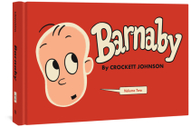 Barnaby Volume Two Cover Image