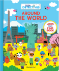 Little Detectives Around the World: A Look and Find Book Cover Image