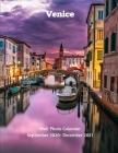 Venice Wall Photo Calendar September 2020 -December 2021: Monthly Calendar with U.S./UK/ Canadian/Christian/Jewish/Muslim Holidays Italy -Travel Cover Image