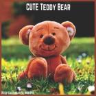Teddy Bear 2021 Calendar: Official Teddy Bears Therapy Calendar 2021 Cover Image