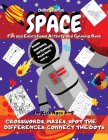 Space: Brain Games Learning Activities Homeschooling Cover Image