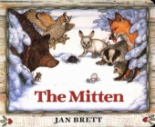 The Mitten: A Ukrainian Folktale Cover Image