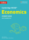 Cambridge IGCSE® Economics Student Book (Cambridge International Examinations) Cover Image