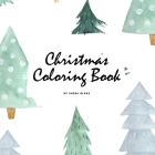 Christmas Coloring Book for Children (8.5x8.5 Coloring Book / Activity Book) Cover Image