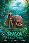Raya and the Last Dragon: The Junior Novelization (Disney Raya and the Last  Dragon) Cover Image