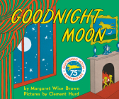 Goodnight Moon Padded Board Book Cover Image