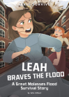 Leah Braves the Flood: A Great Molasses Flood Survival Story Cover Image