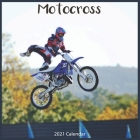 Motocross 2021 Calendar: Official Motocross 2021 Wall Calendar Cover Image