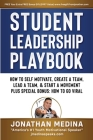 Student Leadership Playbook Cover Image