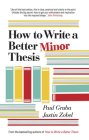 How to Write a Better Minor Thesis Cover Image