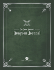 The Game Master's Dungeon Journal(hunter Green) Cover Image