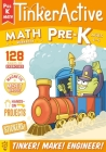 TinkerActive Workbooks: Pre-K Math Cover Image