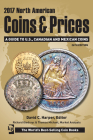 2017 North American Coins & Prices: A Guide to U.S., Canadian and Mexican Coins Cover Image