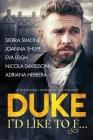 Duke I'd Like to F... Cover Image
