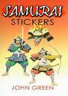 Samurai Stickers (Dover Stickers) Cover Image