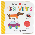 Babies Love First Words Cover Image