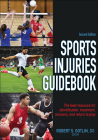 Sports Injuries Guidebook Cover Image