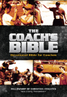 The Coach's Bible: NLT Devotional Bible for Coaches (FCA) Cover Image