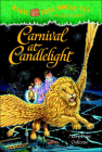 Carnival at Candlelight (Magic Tree House #33) Cover Image