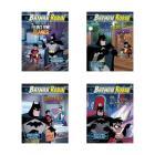 Batman & Robin Crime Scene Investigations Cover Image
