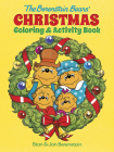 The Berenstain Bears' Christmas Coloring and Activity Book Cover Image