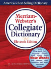 Merriam-Webster's Collegiate Dictionary: Thumb-Indexed Cover Image