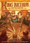 King Arthur and His Knights: A Companion Reader with a Dramatization (Companion Reader Series) Cover Image