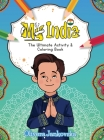 My India: The Ultimate Activity and Coloring Book (Boy) Cover Image