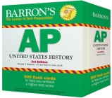 AP US History Flash Cards Cover Image