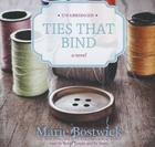 Ties That Bind (Cobbled Court Quilts Novels #5) Cover Image