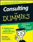 Consulting for Dummies Cover Image