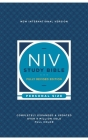 NIV Study Bible, Fully Revised Edition, Personal Size, Paperback, Red Letter, Comfort Print Cover Image