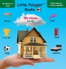At Home: Tamil Vocabulary Picture Book (with Audio by a Native Speaker!) Cover Image