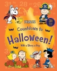 Countdown to Halloween!: With a Story a Day (Peanuts) Cover Image