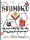 Sudoku Books for Adults Large Print: Stop Straining Your Eyes After A Full Day of Staring In Your Computer! Cover Image