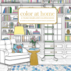 Color at Home: A Young House Love Coloring Book Cover Image