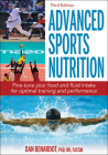 Advanced Sports Nutrition Cover Image