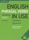 English Phrasal Verbs in Use Advanced Book with Answers: Vocabulary Reference and Practice Cover Image