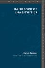 Handbook of Inaesthetics (Meridian: Crossing Aesthetics) Cover Image