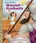 David and Goliath (Little Golden Book) Cover Image