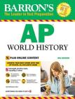 AP World History: With Online Tests (Barron's Test Prep) Cover Image