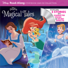 Disney Princess Magical Tales Read-Along Storybook and CD Collection Cover Image