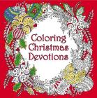 Coloring Christmas Devotions (Coloring Faith) Cover Image