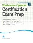 Wastewater Operator Certification Exam Prep Cover Image