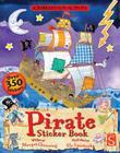 Pirate Sticker Book (Scribblers Fun Activity) Cover Image