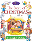 The Story of Christmas Sticker Book (Candle Bible for Toddlers) Cover Image