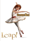 Leap! Coloring Book Cover Image