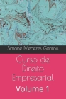 Curso de Direito Empresarial: Volume 1 Cover Image