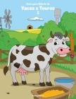 Livro para Colorir de Vacas e Touros 2 Cover Image